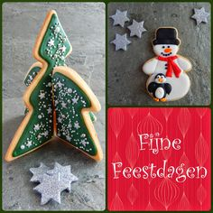 Christmas cookies / Kerstkoekjes