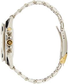 Givenchy: Silver Five Watch | SSENSE