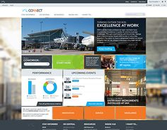 Intranet Dashboard Intranet Design Portfolio Intranet Software Intranet Management Solution