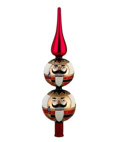 Nutcracker Tree Topper | zulily