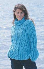 Dasolo Pullover, Lana Grossa - Model of the Month » January 2006