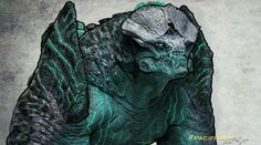 Lizard Man Monster Art | Monsters, Monsters And More Monsters In Kaiju-Heavy Pacific Rim ...