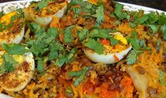 Cape Malay Style Fish Breyani