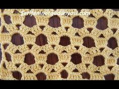 Crochet Daisy Bundle Knitting Pattern - puntadas a gancho - Bobble Crochet, Crochet Daisy, Crochet Lace Edging, Crochet Leaves, Crochet Chart, Crochet Squares, Crochet Stitches Patterns, Stitch Patterns, Knitting Patterns