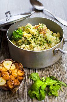 Pečené paličky česneku chutnají skvěle a můžete je použít i do salátu; Marcel Rozhoň