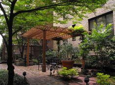 Greener By Design - Beekman courtyard