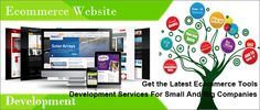 About the E-commerce website design and development company in india