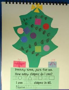 shapes, counting, what's not to love?