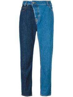 VIVIENNE WESTWOOD ANGLOMANIA five pocket boyfriend jeans. #viviennewestwoodanglomania #cloth #jeans