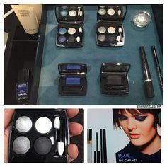 Chanel blue notes collection june 2015