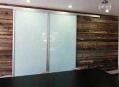 Double Wall Slide Doors the sliding door company