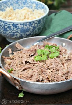 Three ingredient Kalua Pork Slow Cooked will be one of the simplest recipes you'll make for a crowd, and most requested recipe!