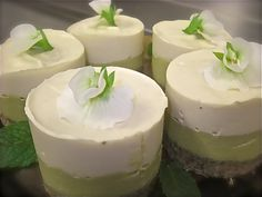 WildRaw desserts - does raw food get any better than this?