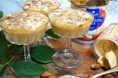 Knäckpannacotta, en helt fantastiskt god och enkel pannacotta som är så otroligt god. Bagan, I Love Food, Good Food, Fun Food, Panna Cotta, Delicious Desserts, Dessert Recipes, Chocolate Sweets, Swedish Recipes