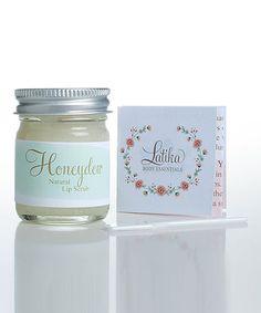 Honeydew Lip Scrub Set