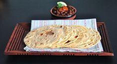 pakistanisches Roti Brot