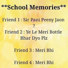 New Ideas Craft Quotes Humor True Stories School Life Quotes, My School Life, School Diary, School Fun, Bff Quotes, Friendship Quotes, Funny Quotes, Friendship Thoughts, Funny School Jokes