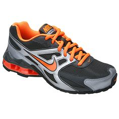 Men's athletic shoes - Reax Dominate by Nike! #shoes #athlete #exercise #fashion