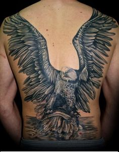 3d-back-eagle-tattoo-for-women-Images.jpg (608×780)