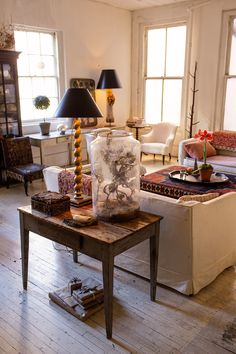 John Derian, at home in NYC  Charming Home | ZsaZsa Bellagio - Like No Other