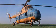 Russian Mil Mi-4, TR