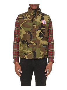 CANADA GOOSE Freestle quilted shell gilet