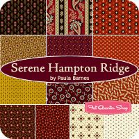 Hampton Ridge Yardage Paula Barnes for Marcus Brothers Fabrics - Fat Quarter Shop