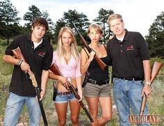 Send in Your Questions for the Wyatts of American Guns TV