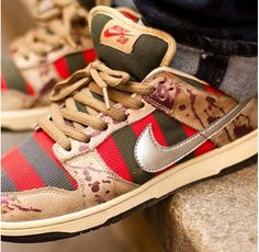 Need these Nike Freddy SB Dunks in my life ASAP