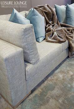 Single Chair, Copenhagen, Lounge, Velvet, Couch, Throw Pillows, Luxury, Live, Bed