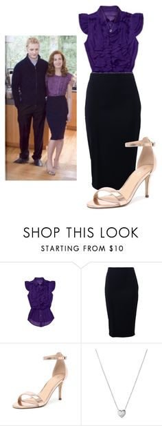 """""""the twilight saga esme"""" by maria-cmxiv on Polyvore featuring Max Azria, Cullen, Victoria Beckham, Verali and Links of London"""