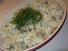 allen smith's dill potato salad – angel food garden Potato Dishes, Potato Recipes, P Allen Smith, Dill Potatoes, Home Recipes, Meal Recipes, Recipies, Make Ahead Meals, Vegetable Dishes