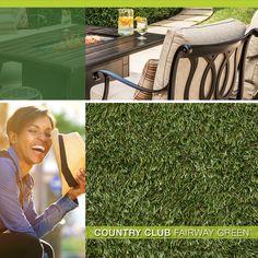 Country Club - Fairway Green