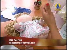 ▶ Sabor de Vida Artesanatos | Anjo Orando - 02 de Abril de 2013 - YouTube