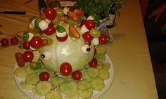 Gartenliebes bunter Spieße-Igel mit Gummibären