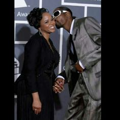 Snoop Dogg and Shante Black Celebrity Couples, Black Love Couples, Cute Couples, Beautiful Wife, Beautiful Couple, Black Is Beautiful, Black Celebrities, Celebs, Couple Noir