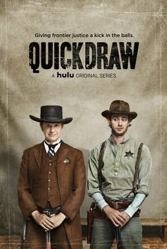QuickDraw, funny and they make up the dialog as they go.