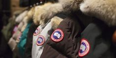 Garments on display at the Canada Goose Inc. showroom in Toronto on Thursday, November 28, 2013. The head of Canada Goose is setting his sights on India and other parts of Asia as he looks beyond cold weather for future growth in the jacket business. Dani Reiss concedes that stocking shelves in warm climates might seem usual, but he says it makes sense for the companys high-end outerwear, which has become a fashion statement as well as a way to stay warm. THE CANADIAN PRESS/Aaron Vince...