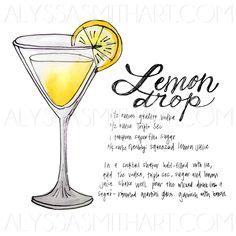 Liquor Drinks, Vodka Drinks, Party Drinks, Cocktail Drinks, Fun Drinks, Alcoholic Drinks, Martinis, Healthy Drinks, Basil Cocktail