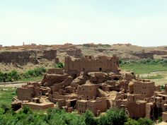 Near Ouarzazate