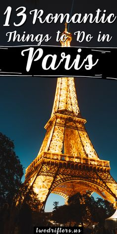 Romantic Paris, Romantic Things To Do, Most Romantic Places, Romantic Vacations, Romantic Getaways, Romantic Travel, Cool Places To Visit, Places To Travel, 5 Days In Paris
