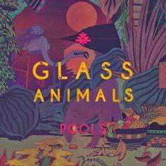 glass animals album cover