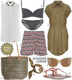 City Summer Style - Coco's Tea Party