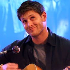 8 Times Jensen Ackles Blessed Us With His Beautiful Singing Voice