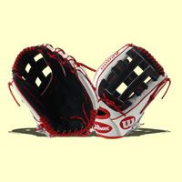 Sierra Romer's Wilson Fastpitch Softball Glove comes with the SuperSkin that helps lighten the glove, repel moisture, and is stronger than an all leather softball glove. Fastpitch Softball Gloves, Softball Mom, The Sandlot, Sports, Leather, Life, Hs Sports, Sport