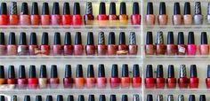 Otros usos para la pintura de uñas