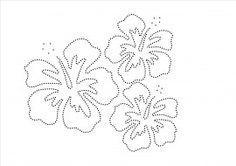 3 bloemen ss4 | Bloemen en Planten | glittermotifs
