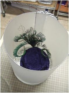 How to make a Hat Box | Teacup Milliner