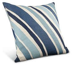 Wave Pillows - Accent Pillows - Bedroom - Room & Board