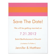 Wedding menu lemon gray floral damask personalized invitation modern redux pink orange save the date cards stopboris Images